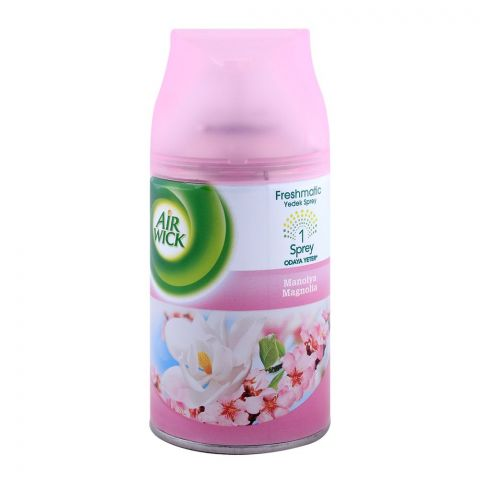 Airwick Freshmatic Refill, Magnolia 250ml