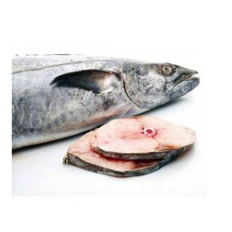 Surmai Fish (King Mackareal), 1 KG (Gross Weight)