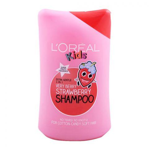 L'Oreal Paris Kids Very Berry Strawberry Shampoo, 250ml