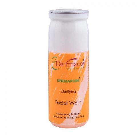 Dermacos Dermapure Clarifying Facial Wash, 200ml