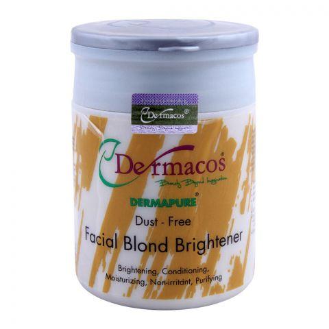 Dermacos Dermapure Dust-Free Facial Blond Brightener, 200g