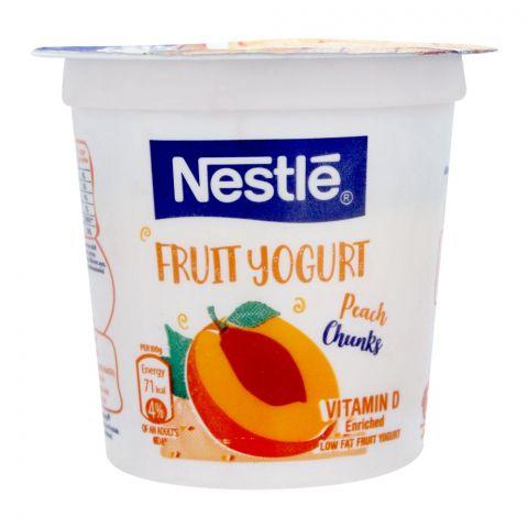Nestle Peach Fruit Yogurt, 100g