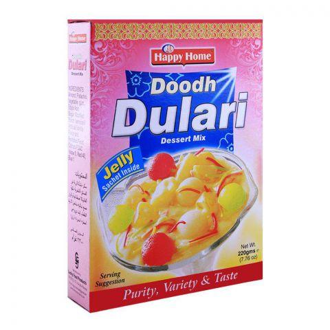 Happy Home Doodh Dulari Dessert Mix 220g