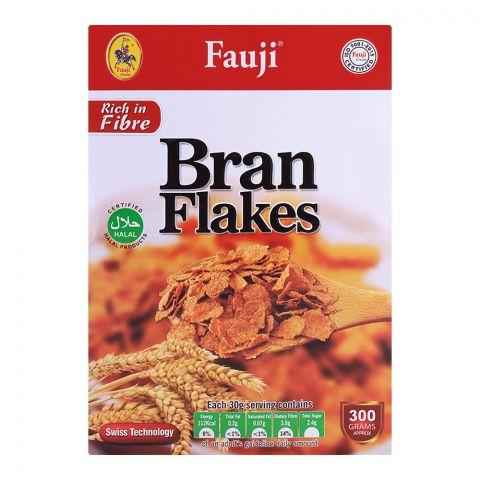 Fauji Bran Flakes 300gm
