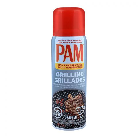 PAM Grilling Cooking Spray 5oz