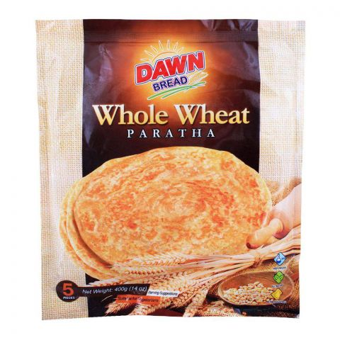 Dawn Whole Wheat Paratha 5 Pieces