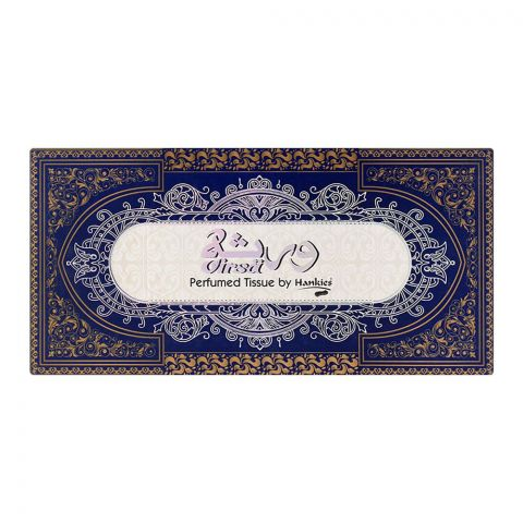 Hankies Virsa Perfume Tissue 150x2 Ply