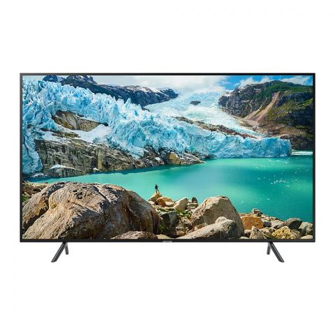 "Samsung RU7100 55"" UHD Smart LED TV, 7000 Series"