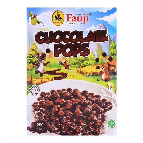 Fauji Fauji Chocolate Pops 250gm