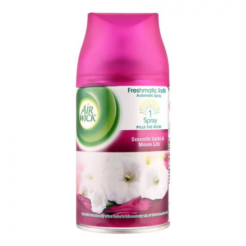 Airwick Freshmatic Refill, Smooth Satin, 250ml
