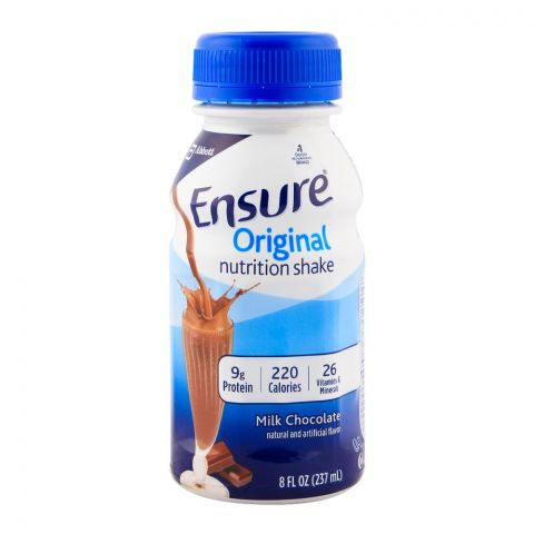 Ensure Milk Chocolate Shake 237ml