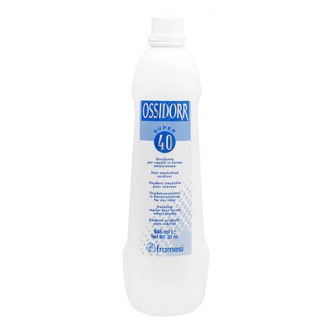 Framesi Ossidorr Hair Emulsified Oxidizer, Super 40, 946ml