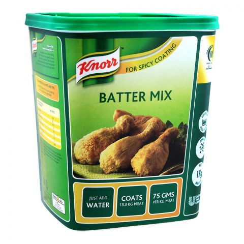 Knorr Professional Batter Mix, For Spicy Coating, 1 KG