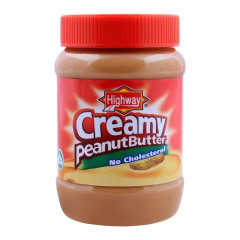 Highway Creamy Peanut Butter 510g