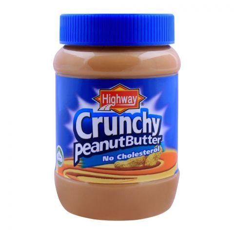 Highway Crunchy Peanut Butter 510g