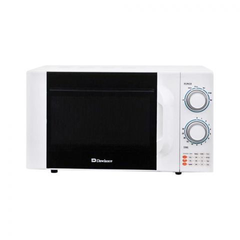 Dawlance Solo Manual Microwave Oven, 20 Liters, DW-MD4N