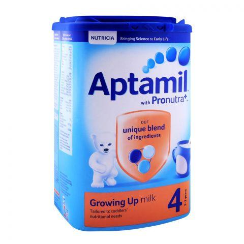Aptamil Growing Up Milk No. 4, 800gm