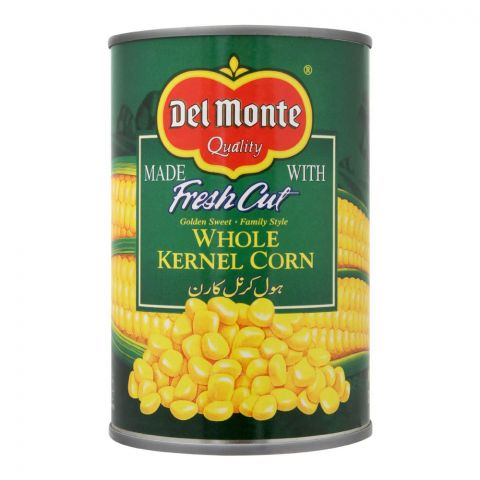 Delmonte Fresh Cut Whole Kernel Corn, 420g