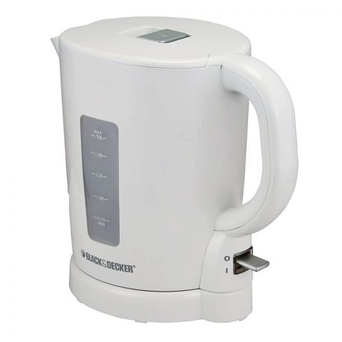 Black & Decker Electric Kettle, 1.7 Liter, JC250