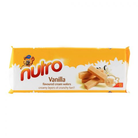 Nutro Vanilla Wafer 75gm