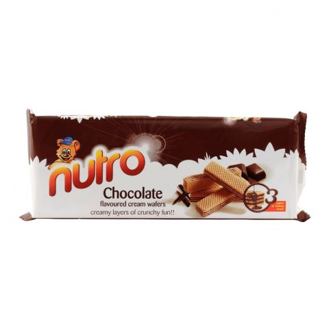Nutro Chocolate Wafer 75gm
