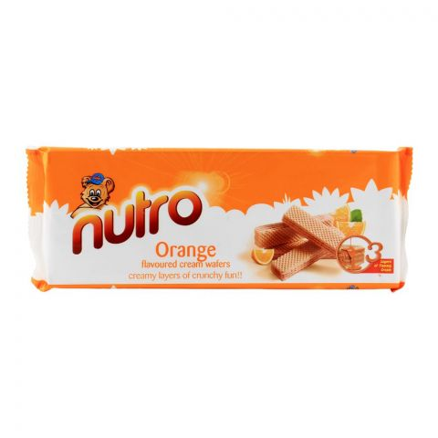 Nutro Orange Wafer 75gm