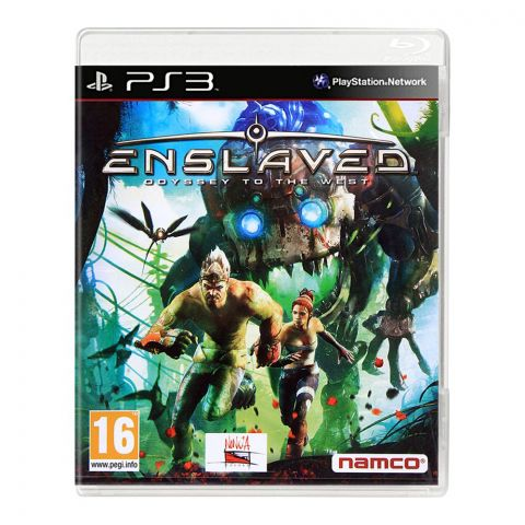 Unsalved - PlayStation 3 (PS3)