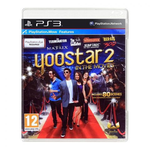 Yoostar 2 - PlayStation 3 (PS3)