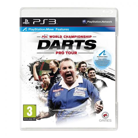 Darts Pro Tour - PlayStation 3 (PS3)
