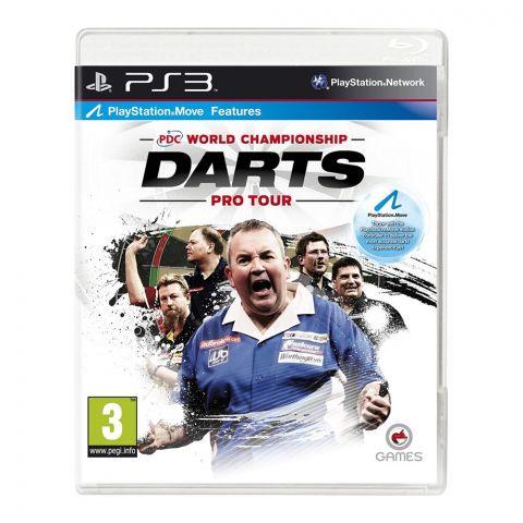 Darts Pro Tour - PlayStation 3 (PS3)