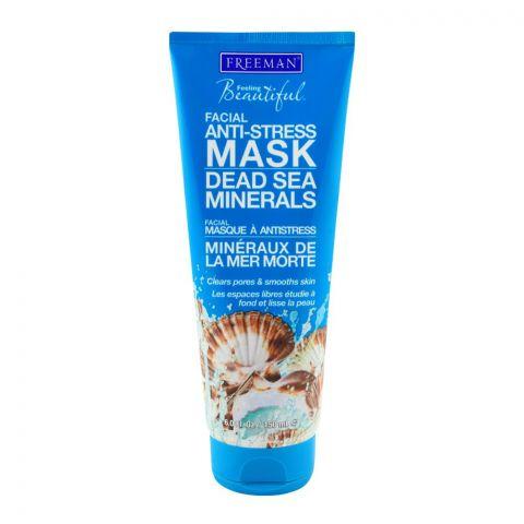 Freeman Facial Anti-Stress Dead Sea Minerals Mask 150ml