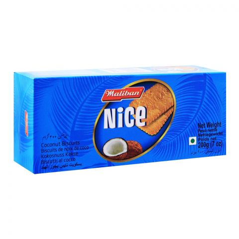 Maliban Nice Coconut Biscuit, 200g