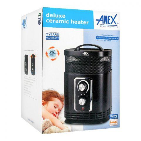Anex Deluxe Ceramic Heater, AG-5009
