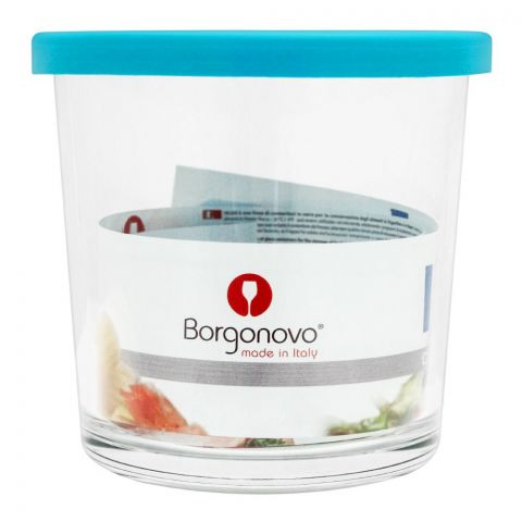 Borgonovo Igloo Glass Storage Jar, 500cc