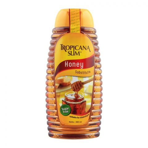 Tropicana Slim Sugar Free Honey Substitute, 350ml, Pet Bottle