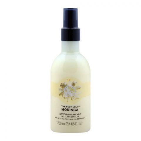 The Body Shop Moringa Softening Body Milk, 250ml