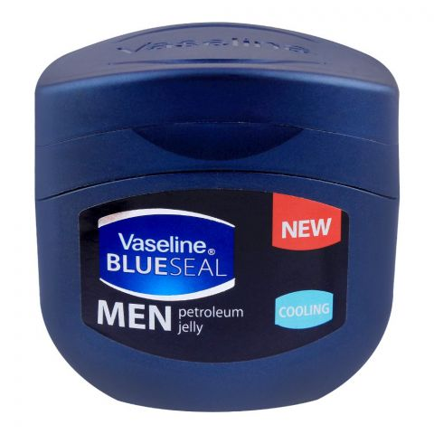 Vaseline Men Blue Seal Petroleum Jelly, 100ml
