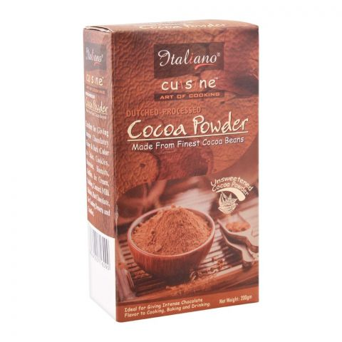 Italiano Cocoa Powder, 200g