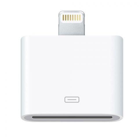 Apple Lightning To 30-Pin Adapter, MD823ZM
