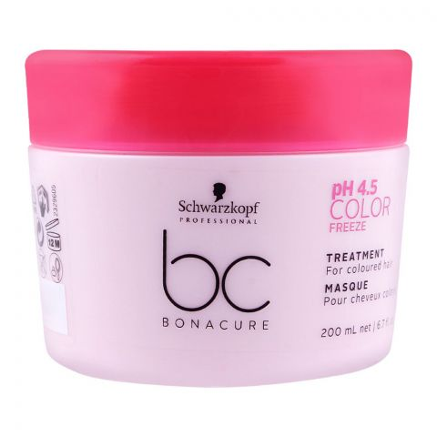 Schwarzkopf Bonacure Color Freeze Treatment 200ml