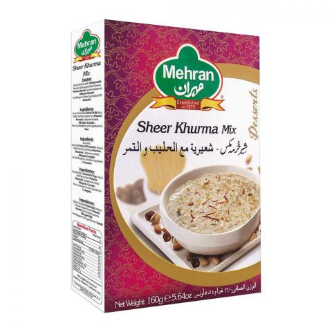 Mehran Sheer Khurma Mix 160g
