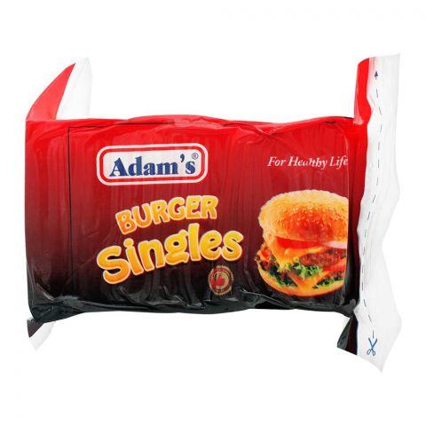Adam's Burger Cheese Slices, 1 KG