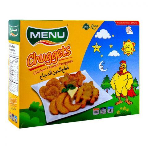 Menu Chicken Cheese Nuggets 600g