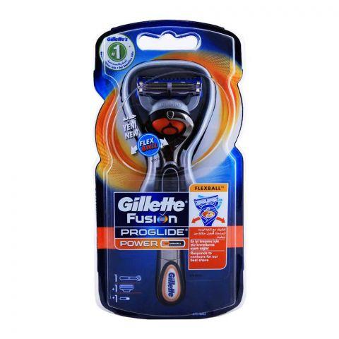 Gillette Fusion ProGlide Power Flexball Battery Operated Razor