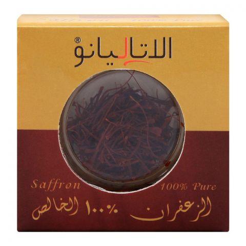 Italiano 100% Pure Saffron (Zafran), 0.5g