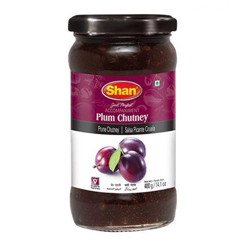 Shan Plum Chutney, 400g
