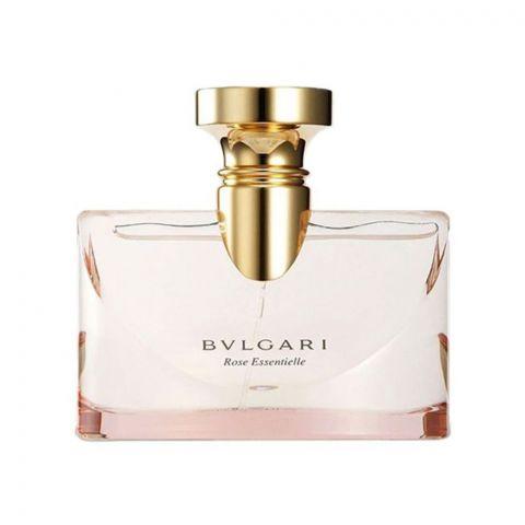 Bvlgari Rose Essentielle Eau De Parfum, Fragrance For Women, 100ml