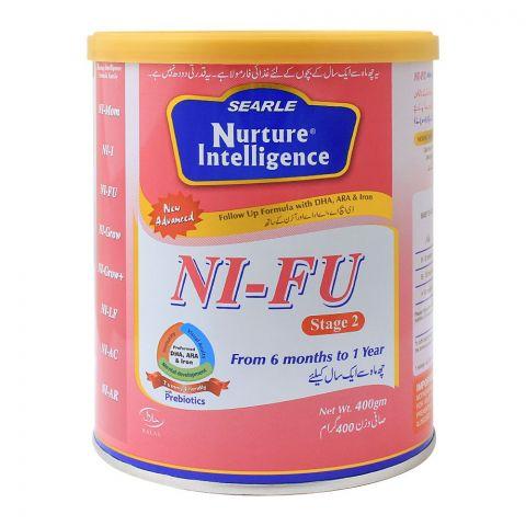 Nuture Intelligence NI-FU, Stage 2, Follow-Up Formula, 400g