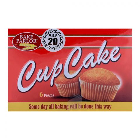 Bake Parlor Cup Cakes 6-Pack