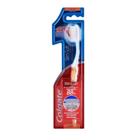 Colgate Slim Soft Deep Clean Ultra Soft Toothbrush